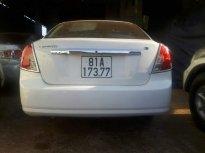 Bán Daewoo Lacetti đời 2009, màu trắng xe gia đình, giá chỉ 185 triệu giá 185 triệu tại BR-Vũng Tàu