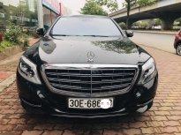 Maybach S600 nhập Đức, màu đen, model 2016, đăng ký 2017, biển Hà Nội, lăn bánh 9000km giá 8 tỷ 768 tr tại Hà Nội