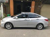 Bán xe Hyundai Accent 1.4 AT đời 2015, màu bạc, xe nhập giá 468 triệu tại Đồng Nai