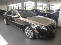 Bán Mercedes S500 Maybach hai màu, siêu lướt giá 10 tỷ 999 tr tại Tp.HCM