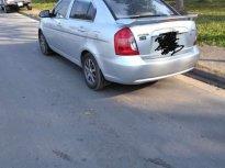 Cần bán gấp Hyundai Verna sản xuất 2008, màu bạc, nhập khẩu nguyên chiếc, 165 triệu giá 165 triệu tại Tp.HCM