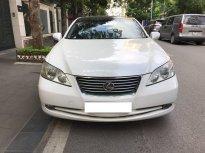 Bán Lexus ES350 Sx 2008 màu trắng, nhập khẩu, bản full option giá 723 triệu tại Tp.HCM