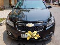 Cần bán gấp Chevrolet Cruze sản xuất 2014, màu đen, mua mới từ đầu giá 338 triệu tại Tp.HCM