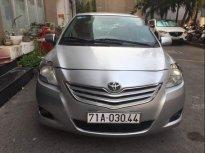 Cần bán Toyota Vios đời 2009, màu bạc, giá 255tr giá 255 triệu tại Tp.HCM
