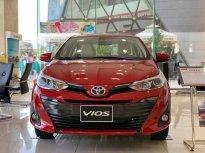 Bán xe Toyota Vios năm sản xuất 2019, màu đỏ giá Giá thỏa thuận tại Hà Nội