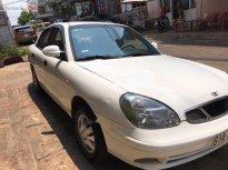 Cần bán Daewoo Nubira năm sản xuất 2002, màu trắng giá cạnh tranh giá 70 triệu tại Gia Lai