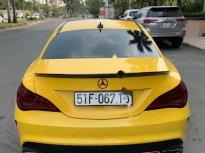 Bán Mercedes CLA 250 4Matic đời 2015, màu vàng, nhập khẩu nguyên chiếc giá 1 tỷ 50 tr tại Tp.HCM