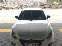 Cần bán xe Mazda 3 2.0 đăng ký 2017, số tự động, máy xăng, màu trắng, nội thất màu đen, đã đi 40.000km giá 670 triệu tại Vĩnh Phúc