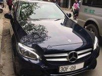 Bán xe Mercedes C200 màu đen, nội thất be, đời 2017 giá 1 tỷ 320 tr tại Hà Nội