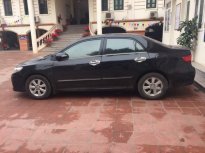 Cần bán xe Toyota Corolla altis đời 2011, màu đen giá 550 triệu tại Hà Nội