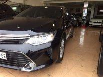 Bán xe Toyota Camry E sản xuất 2016, màu đen, xe đẹp giá 885 triệu tại Hà Nội