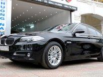 Cần bán lại xe BMW 5 Series 520i năm sản xuất 2015, màu đen, nhập khẩu   giá 1 tỷ 480 tr tại Hà Nội