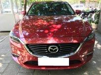 Gia đình cần bán xe Mazda 6 premium 2018, số tự động, màu đỏ giá 795 triệu tại Tp.HCM