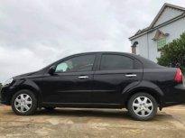 Cần bán gấp Daewoo Gentra đời 2009, màu đen xe gia đình, giá tốt giá 165 triệu tại Tuyên Quang