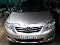 Cần bán lại xe Toyota Corolla Altis sản xuất năm 2010, xe nhà đang sử dụng giá 460 triệu tại Tp.HCM