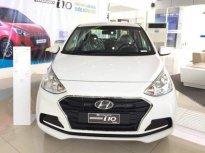 Cần bán xe Hyundai Grand i10 năm sản xuất 2019, màu trắng giá 347 triệu tại Tp.HCM