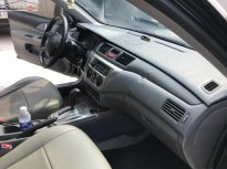 Bán Mitsubishi Lancer GLX sản xuất 2005, màu đen, xe nhập, số tự động giá 226 triệu tại Hà Nội