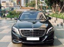 Bán Mercedes S400 Maybach sản xuất 2016, màu xanh ĐỘC NHẤT VN , nhập khẩu giá 5 tỷ 960 tr tại Hà Nội
