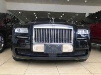 Bán ô tô Rolls-Royce Ghost năm 2010, màu đen, xe chạy cực ít, siêu đẹp giá 10 tỷ 385 tr tại Hà Nội