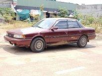 Cần bán Toyota Camry 2.0 AT đời 1990, màu đỏ, nhập khẩu   giá 128 triệu tại Tp.HCM