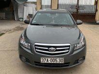 Cần bán lại xe Daewoo Lacetti SE sản xuất 2010, màu xám, nhập khẩu   giá 290 triệu tại Thanh Hóa