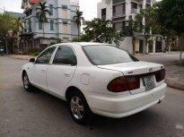 Bán xe Mazda 323 đời 2000, máy 1.6 tiết kiệm xăng, nổ rất êm, đi khỏe và bốc giá 99 triệu tại Hà Nội