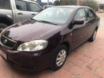 Bán Toyota Corolla altis đời 2001 giá 220 triệu tại Hà Nội