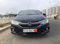 Cần bán xe Honda City màu xanh đen, số tự động, chạy được 4 ngàn km giá 579 triệu tại Tp.HCM