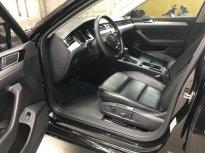 Cần bán Volkswagen Passat Tsi bluemotion 2017, màu đen, nhập khẩu nguyên chiếc giá 1 tỷ 168 tr tại Hà Nội