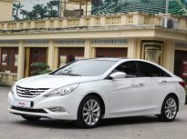 Bán ô tô Hyundai Sonata Y20 đời 2011, màu trắng, nhập khẩu như mới giá 645 triệu tại Thái Nguyên