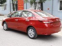 Bán xe Toyota Vios đời 2019, màu đỏ, giá tốt giá Giá thỏa thuận tại Hà Nội