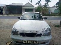 Bán xe Daewoo Nubira đời 2001, màu trắng, xe nhập giá 89 triệu tại Phú Yên