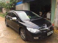 Xe Honda Civic 1.8 MT 2008, màu đen, giá tốt giá 330 triệu tại Hòa Bình
