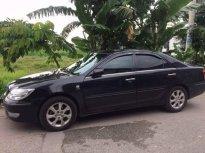Cần bán xe Toyota Camry sản xuất 2006, màu đen chính chủ giá 430 triệu tại Tp.HCM