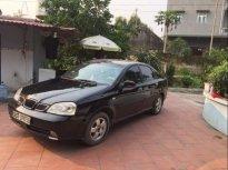 Cần bán lại xe Daewoo Lacetti 2004, màu đen giá 130 triệu tại Bắc Giang