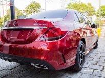 Cần bán xe Mercedes C300 năm 2019, màu đỏ giá 1 tỷ 897 tr tại Hà Nội