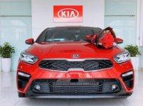 Bán ô tô Kia Cerato 1.6AT   Deluxe 2019, màu đỏ, mới 100% giá 635 triệu tại Bình Dương