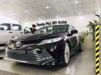 Bán xe Toyota Camry sản xuất 2019, màu đen, nhập khẩu Thái Lan giá 1 tỷ 29 tr tại Tp.HCM