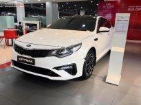 Bán xe Kia Optima 2.4 GT Line, sản xuất năm 2019, xe lắp ráp trong nước, màu trắng giá 969 triệu tại Quảng Ninh