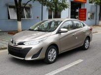 Bán Toyota Vios E đời 2019, màu bạc giá 531 triệu tại Hà Nội