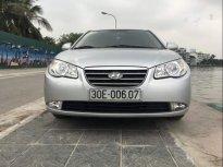 Bán ô tô Hyundai Elantra đời 2009, màu bạc, xe nhập   giá 240 triệu tại Hà Nội