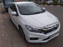 Bán xe Honda City CVT sản xuất năm 2017, màu trắng chính chủ, giá chỉ 508 triệu giá 508 triệu tại Bình Dương