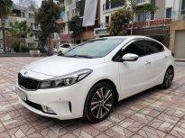 Bán ô tô Kia Cerato 1.6AT sản xuất 2017, màu trắng giá 595 triệu tại Hà Nội