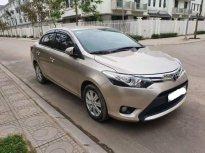 Cần bán lại xe Toyota Vios G 2017, màu vàng, 565tr giá 565 triệu tại Hà Nội