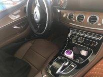 Bán xe Mercedes-Benz E200 đời 2017, xe gia đình đi từ đầu giá 1 tỷ 850 tr tại Yên Bái