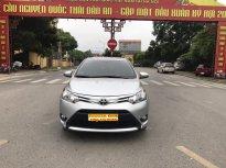 Bán ô tô Toyota Vios 1.5 G đời 2016, màu bạc. Xe Lướt 1vạn nên còn mới giá 515 triệu tại Hà Nội