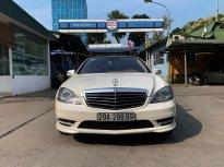 Bán Mercedes S550 model 2011, biển vip, nhập Mỹ, xe đẹp không có chiếc thứ 2 giá 1 tỷ 590 tr tại Hà Nội