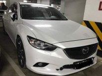 Cần bán gấp Mazda 6 sản xuất năm 2018, màu trắng giá 820 triệu tại Bình Dương