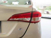 Cần bán xe Toyota Vios 1.5G AT đời 2019, màu bạc, mới 100% giá 576 triệu tại Tp.HCM