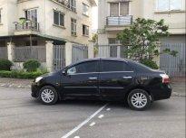 Cần bán xe Toyota Vios E 2012, màu đen chính chủ giá 290 triệu tại Hà Nội